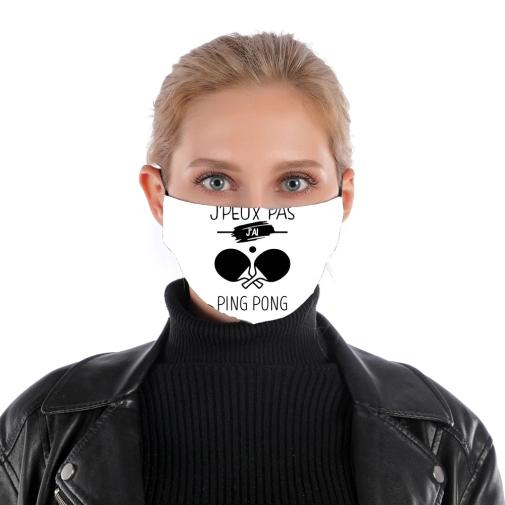 masque pong